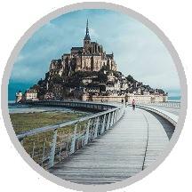 Viaje de estudiantes a París con Futuroscope y Disney